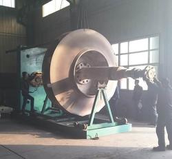 300T转子拆装专用油压机