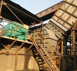 包钢炼铁厂除尘风机
