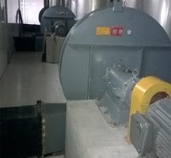 小型锅炉引风机