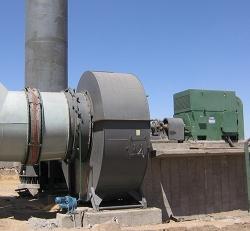 冶炼用除尘风机