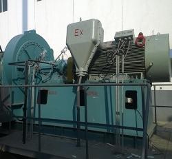 电厂用煤气风机